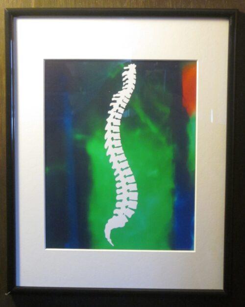 Chiropractic Framed Wall Art