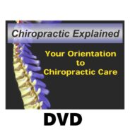 Chiropractic New Patient DVD Screen Shot Patient Education