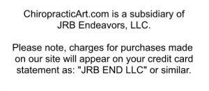 ChiropracticArt.com Payment Info