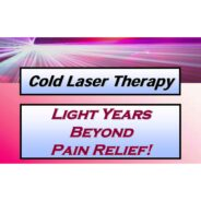 Cold Laser Patient Education PowerPoint Lecture Presentation