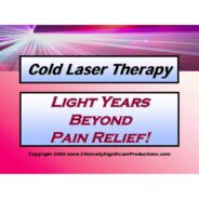 Cold Laser Patient Education & Marketing