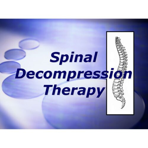 Spinal Decompression DVD Custom DVD