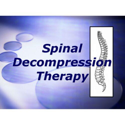 Spinal Decompression PowerPoint Presentation